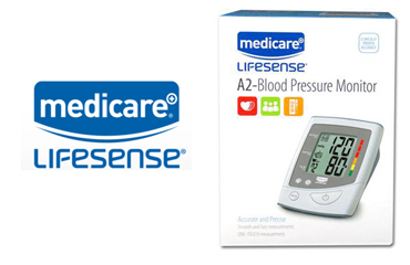Medicare range of Blood Pressure Monitors at McNallys Pharmacy365